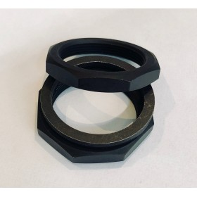 Clamping nut (upper TURNING-PIPE)