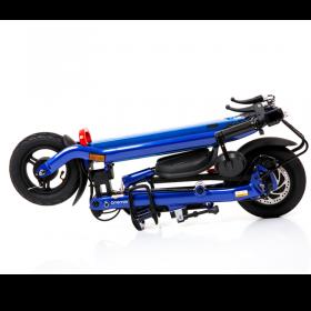 Draisienne Onemile Halo S EEC Bleu pliée