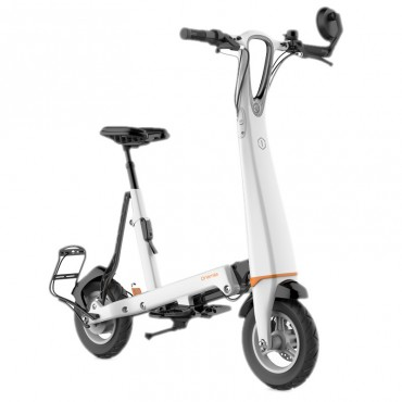 Scooter électrique Onemile Halo City Blanc