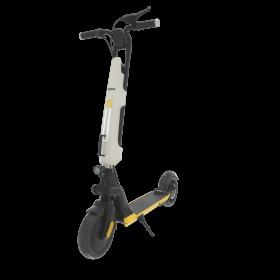 Trottinette électrique Onemile Model S8 blanc personnalisable jaune