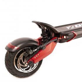 Trottinette électrique Z10X 52V 18.2A zoom roue arrière