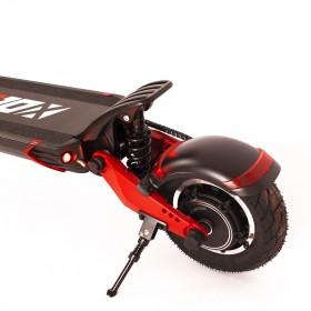 vue arrière trottinette électrique Z10X