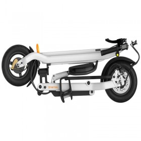 electric Draisienne Halo S White EEC