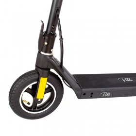 Scooter black electrical PABLO