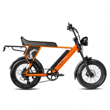 Speedbike ONEMILE Scrambler S Orange