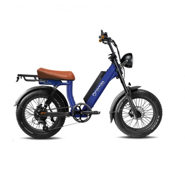 Speedbike ONEMILE Scrambler V Bleu