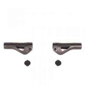 Black grip handle (pair) for Z8PRO