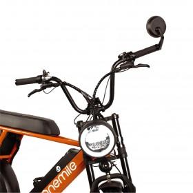 Speedbike ONEMILE Scrambler S Orange avec Montage