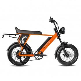 speed bike scrambler S onemile
