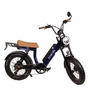 Speedbike ONEMILE Scrambler V Bleu avec Montage