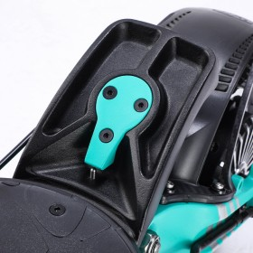 Précommande Trottinette électrique VSETT 9 - LITE 650 W 52V 13AH SINGLE MOTOR