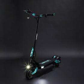 Electric scooter VSETT 9 - PRO 650W 48V 21AH DUAL MOTOR