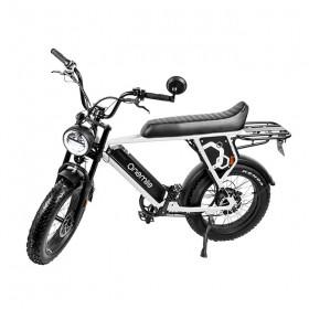 Speedbike ONEMILE Scrambler S Blanc