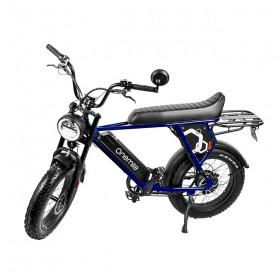 Speedbike ONEMILE Scrambler S Bleu