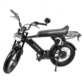 Speedbike ONEMILE Scrambler S Black
