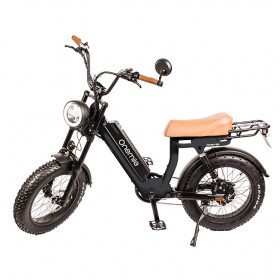 Speedbike ONEMILE Scrambler V Black