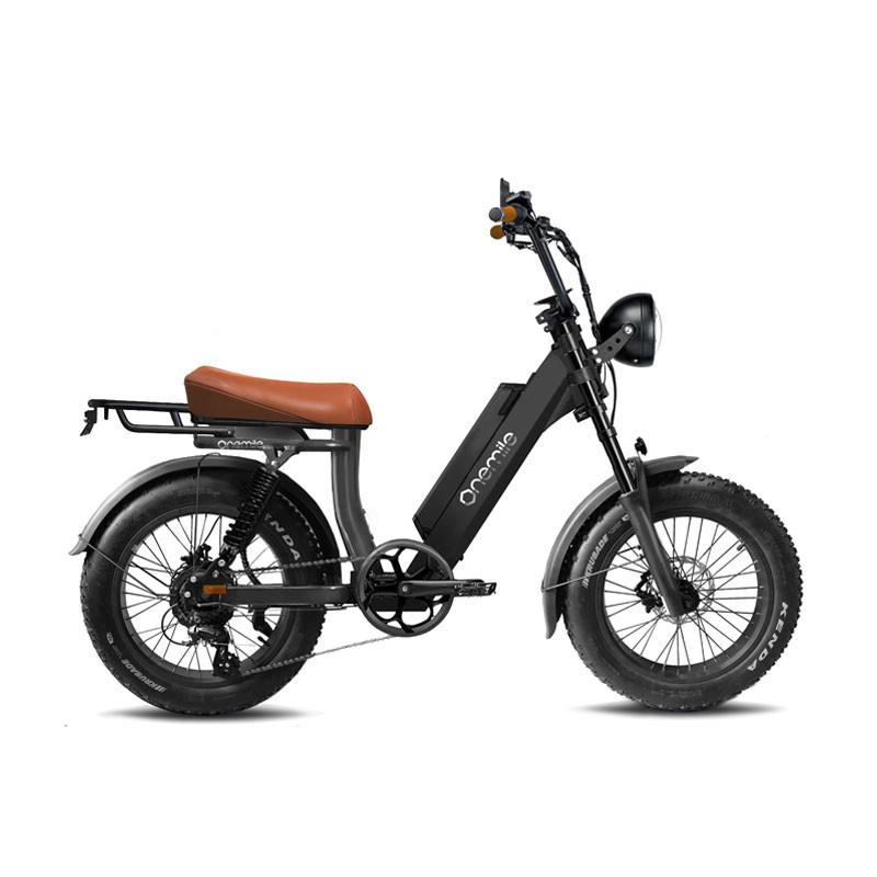 Speedbike ONEMILE Scrambler V Noir