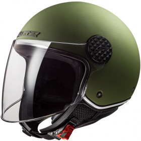 Casque LS2 SPHERE LUX OF558 - Matt military green - L