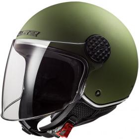 Casque LS2 SPHERE LUX OF558 - Matt military green - S