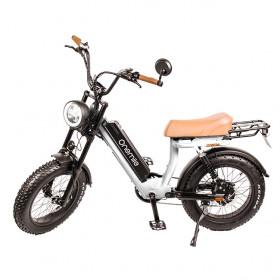Speedbike ONEMILE Scrambler V Blanc