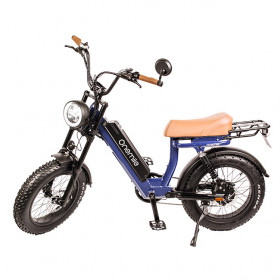 Speedbike ONEMILE Scrambler Blue V