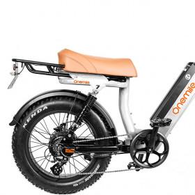 speed-bike scrambler V onemile