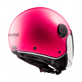 Casque LS2 SPHERE LUX OF558 - Fluo pink - L
