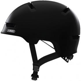 Casque Urbain Scraper 3,0 velvet black M - ABUS