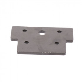 Plate under flat deck for Z10X