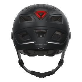 Casque Urbain Hyban 2,0 ACE velvet black M - ABUS