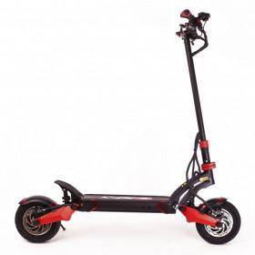 Reconditionnée 5 étoiles: Trottinette électrique Z10X - Noir et rouge