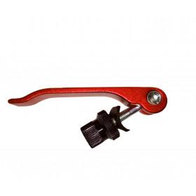 Languette pour collier de serrage du haut Z9 et Z10 Noire