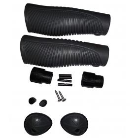 Kit Poignées ergonomiques du guidon E-TWOW S+ et GT PREMIUM