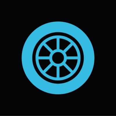 Z wheel and brake