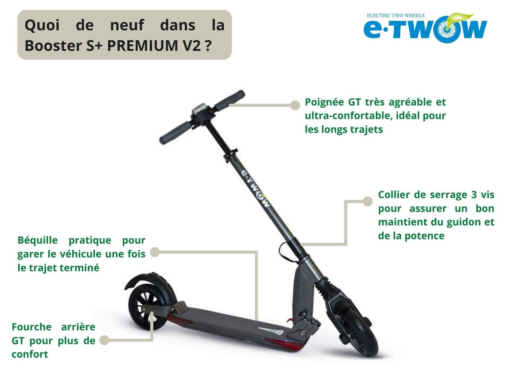 E-TWOW Boostr S+ 2020 Premium